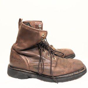 Men's Ariat Performance Work Boots  10.5